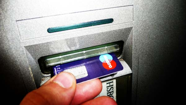 ATM forcing function