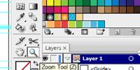 Adobe palette