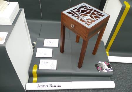 ifiltro, Anna Harris