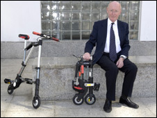 Sir Clive Sinclair (BBC image)
