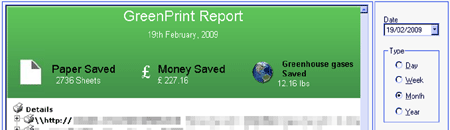 Greenprint report