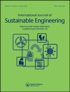 International Journal of Sustainable Engineering