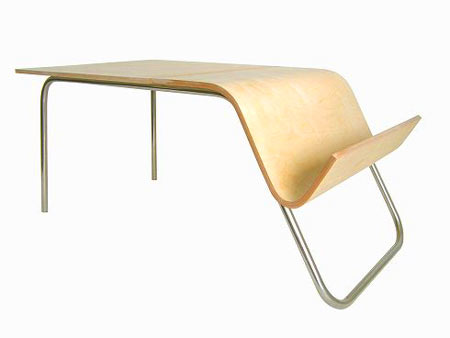 Push Table, Jennifer Hing