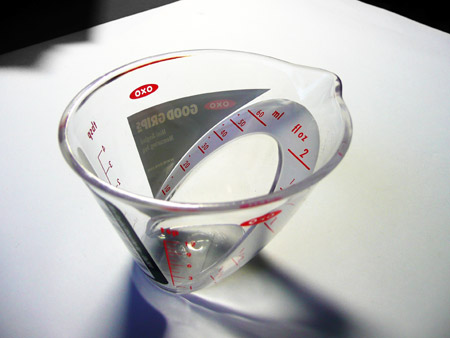 OXO Good Grips Mini Angled Measuring Jug