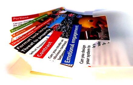 Design with Intent cards