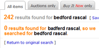 Partial self-correction (with an undo) on eBay