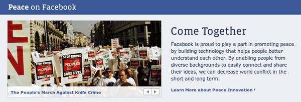 peace.facebook.com