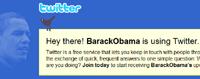 Barack Obama on Twitter